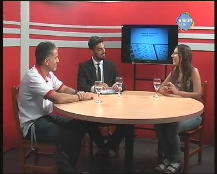 En la segunda entrevista del programa, participaron el precandidato a senador Carlos Alegre y la precandidata a concejal Florencia Ferreyra.