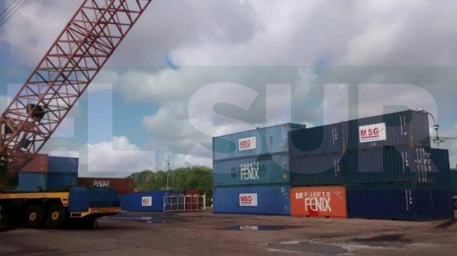 La operatoria con la empresa MSG abre un promisorio panorama para el puerto local.
